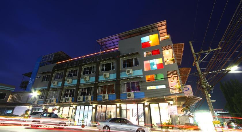 Pak Up Hostel Krabi Thailand