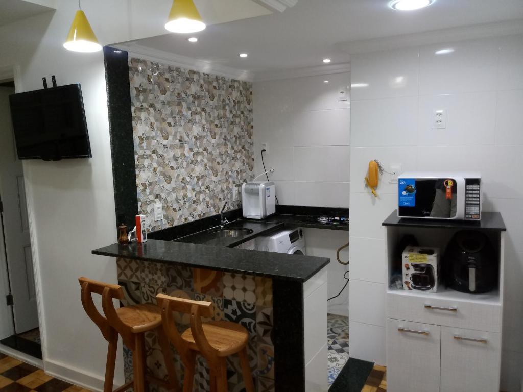 Apartamento Petrpolis no Palcio Quitandinha conforto e