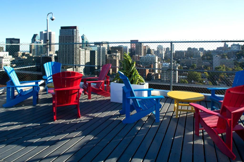 Trylon Appartements Hotel Montreal Canada  Bookingcom