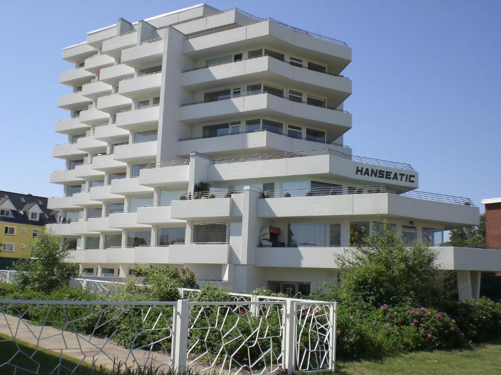 Apartment mit Meerblick Deutschland Cuxhaven  Bookingcom