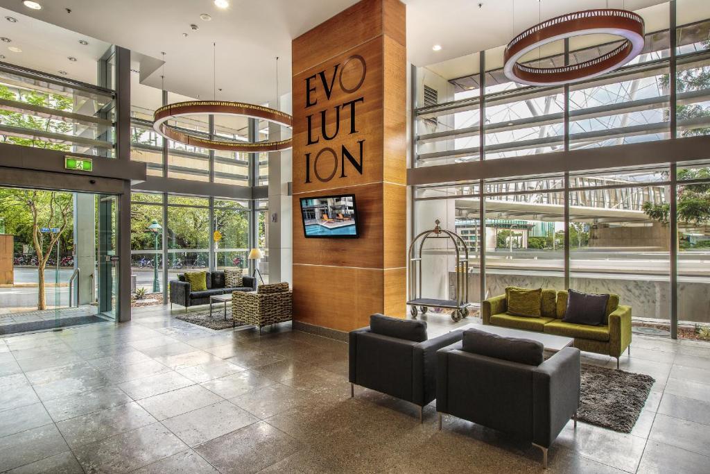 Evolution Apartments, Brisbane, Australia  Bookingcom