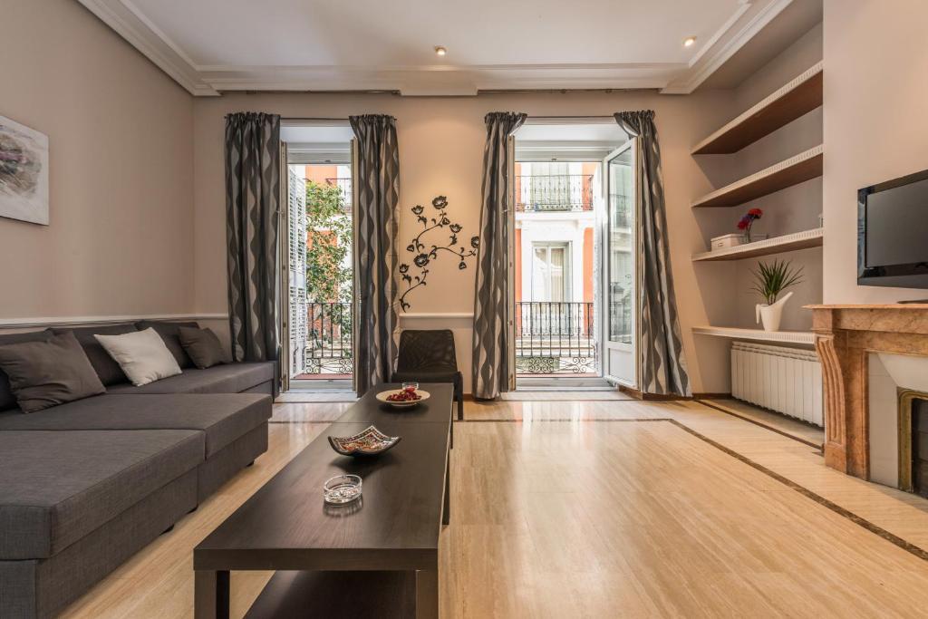 Apartamentos DS Madrid Espanha Madri  Bookingcom