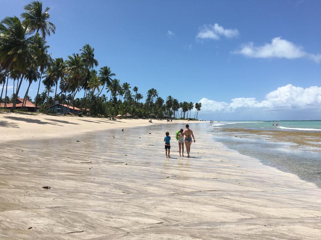 Carneiros Beach Resort Flat Brasil Tamandar  Bookingcom
