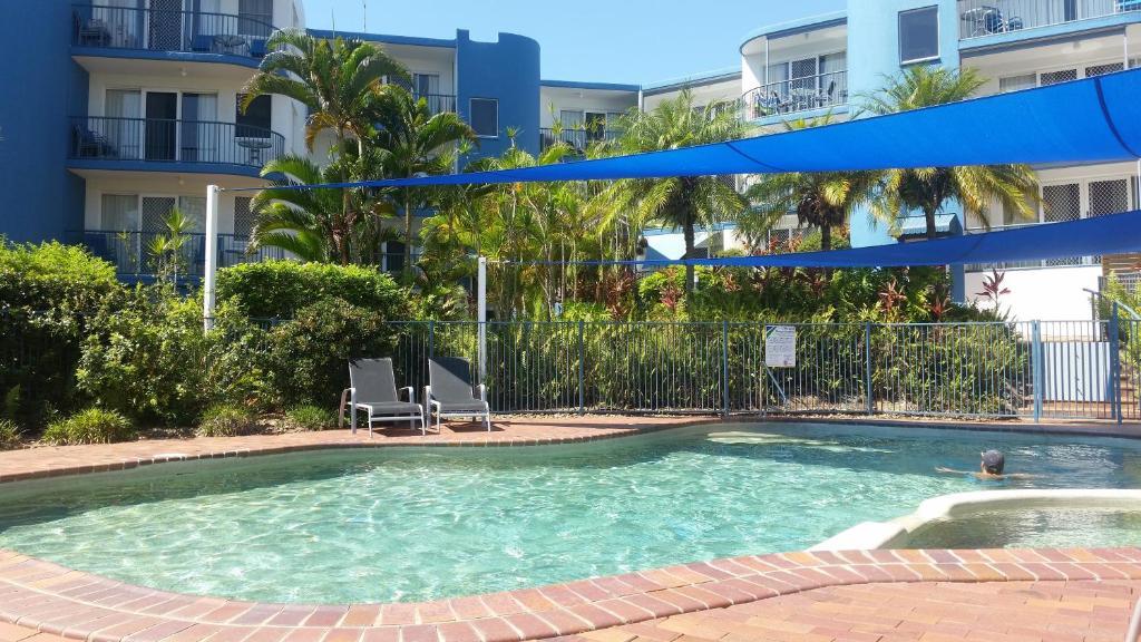 Condo Hotel Tranquil Shores, Caloundra, Australia