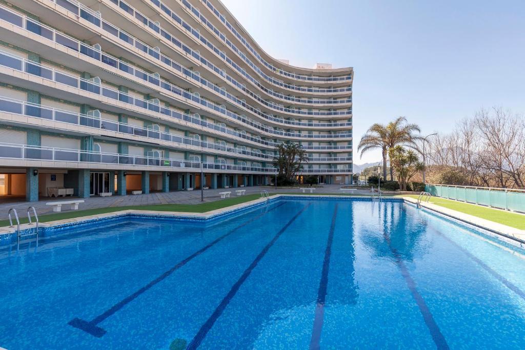 Apartamento AGUAZUL PRIMERA LINEA PLAYA GANDIA Espanha