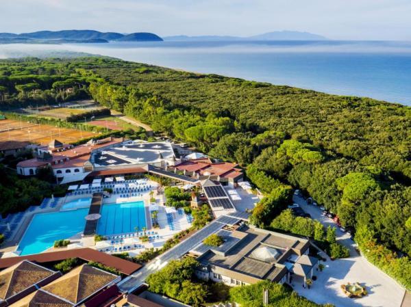 Garden Toscana Resort Italia San Vincenzo Bookingcom