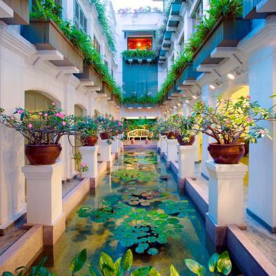 Oriental Hotel Bangkok Thailand