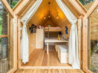 Hotel Glamping Ribno Bled incluse foto  Bookingcom
