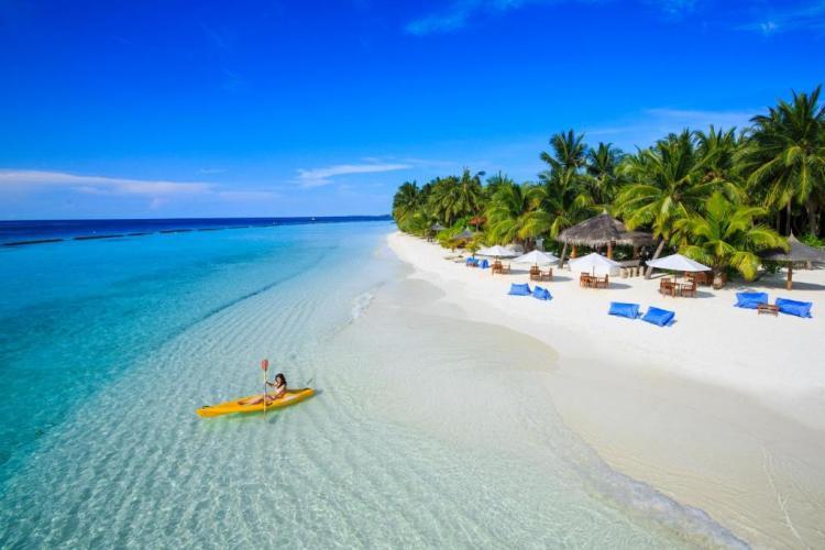 Незабываемый отдых с детьми на Мальдивах