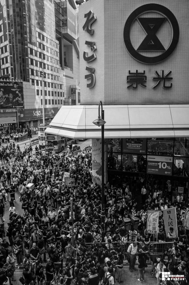 2013年10月20日 (星期日) 3pm 東角道遊行集合地點