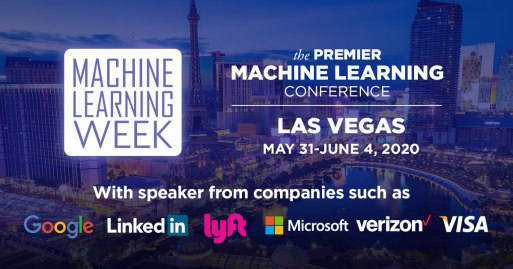 The Premier Machine Learning Conference (15% discount code)