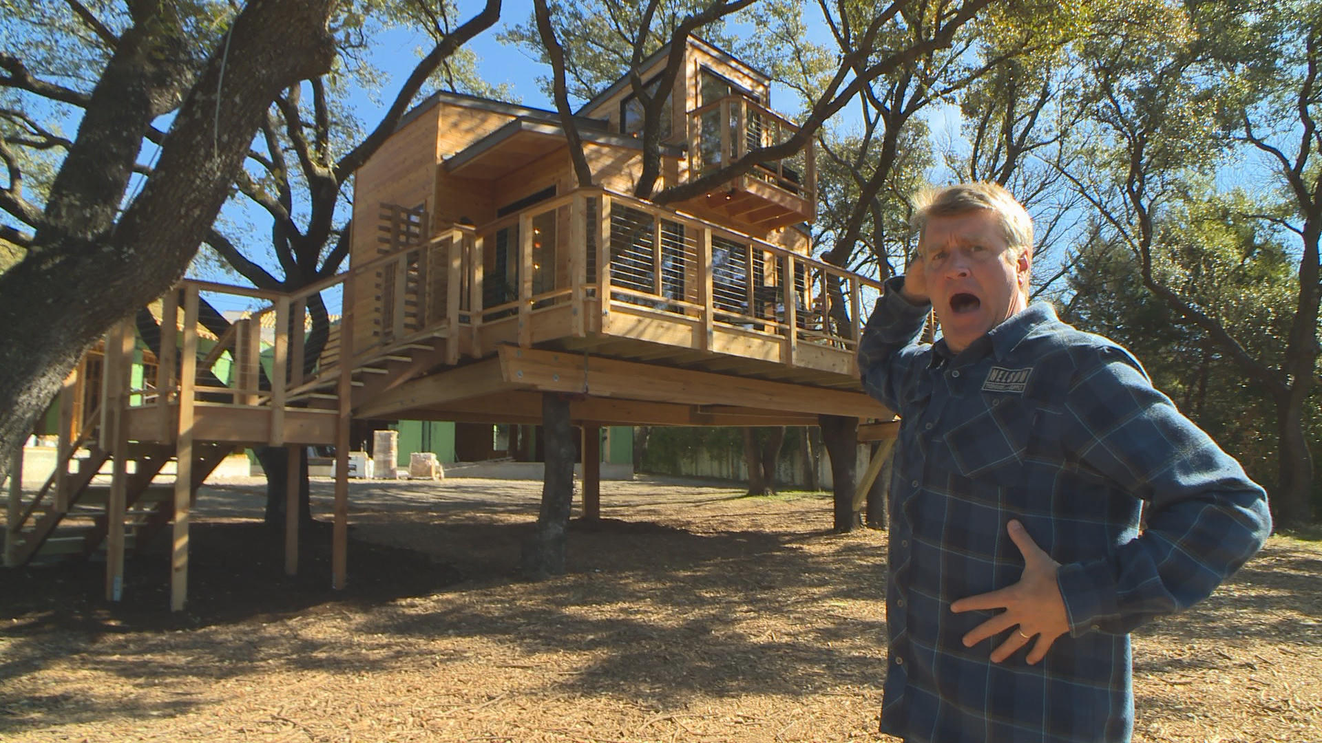List of Synonyms and Antonyms of the Word treehouse masters