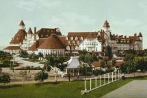 Haunted Hotel Coronado Thanksgiving Ghost Story