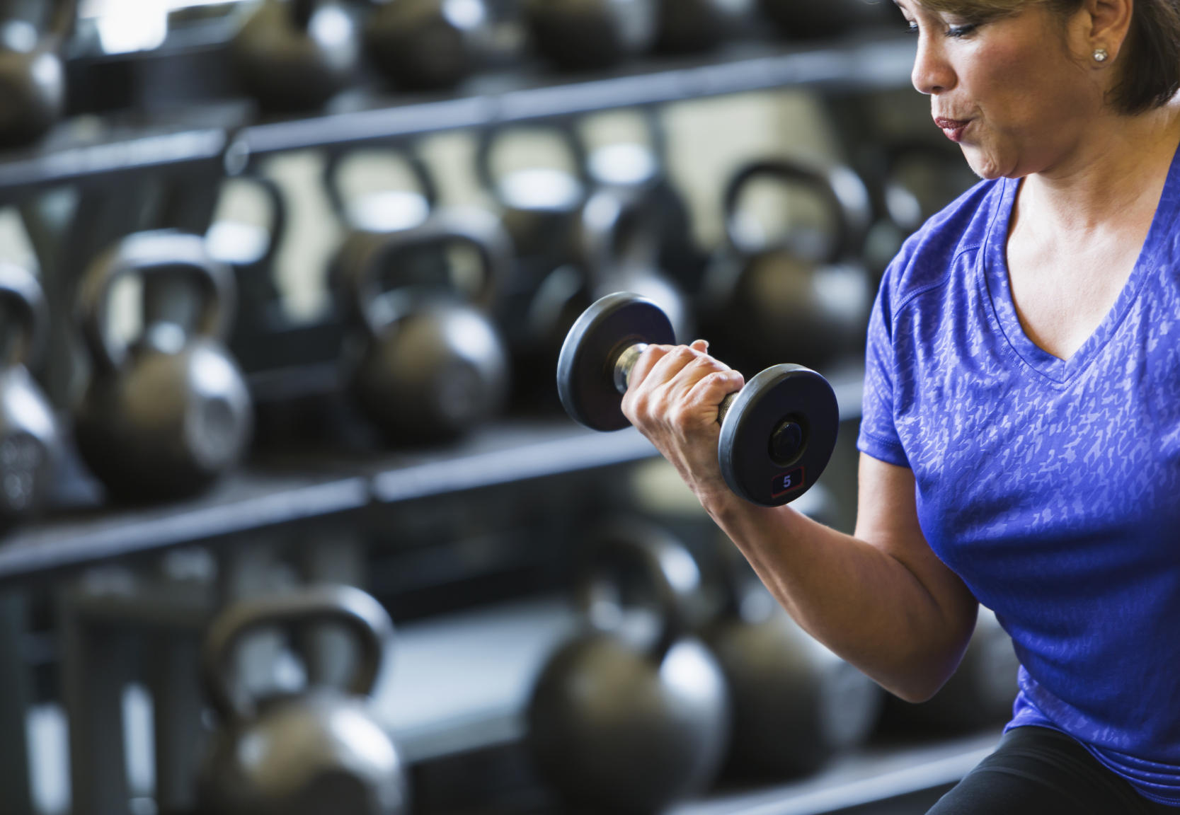 5 Easy Gym Exercises To Get You Started On Losing Weight