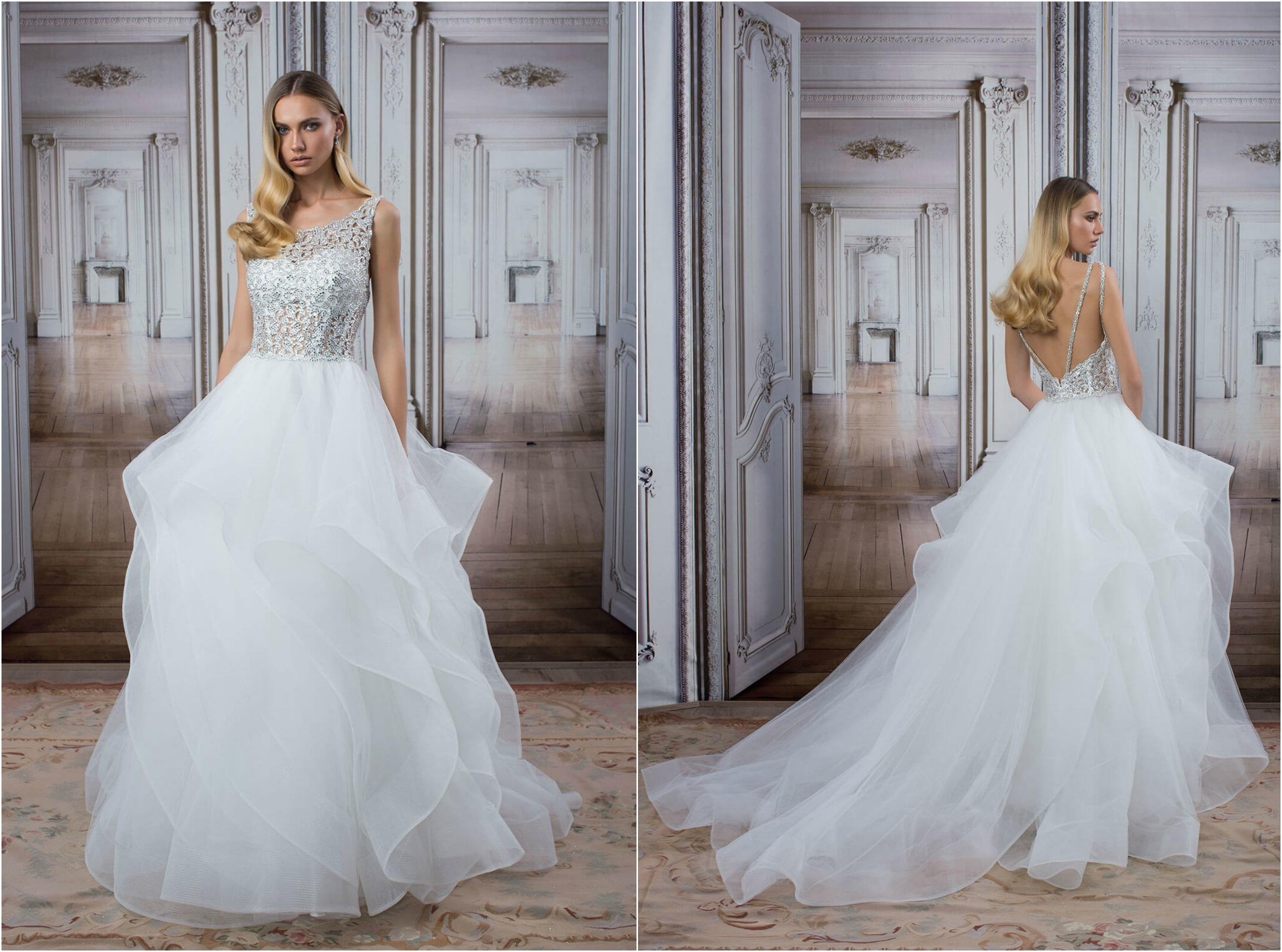 Pnina Tornai's 10 Most Blinged Out Gowns