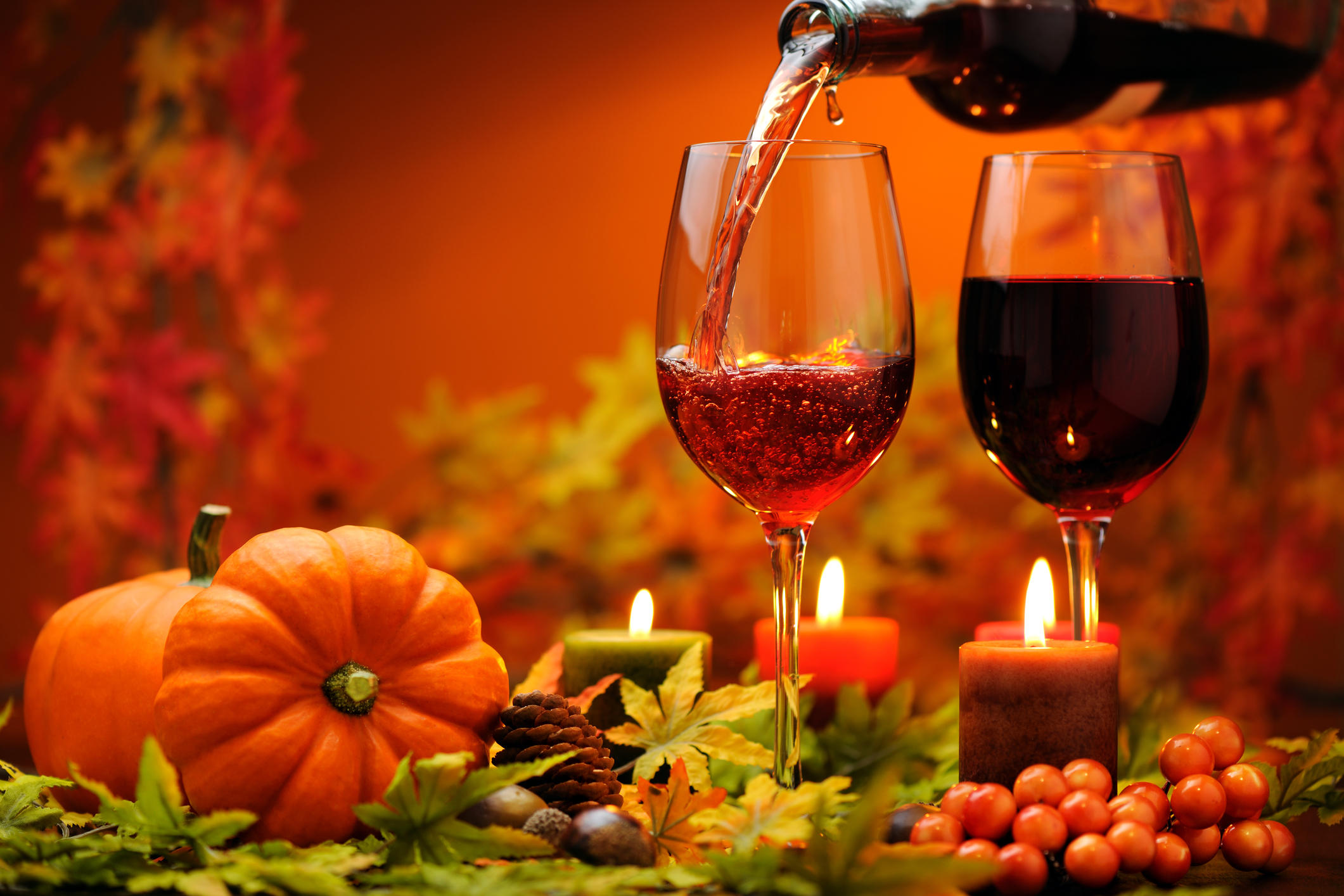 The Best Wines To Serve With Turkey