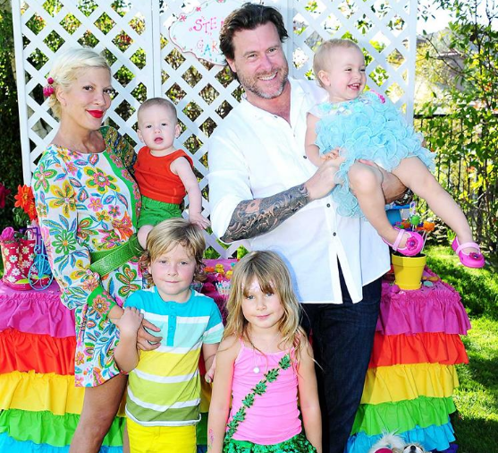 Tori Spelling Welcomes Fifth Child With Husband TLCme TLC