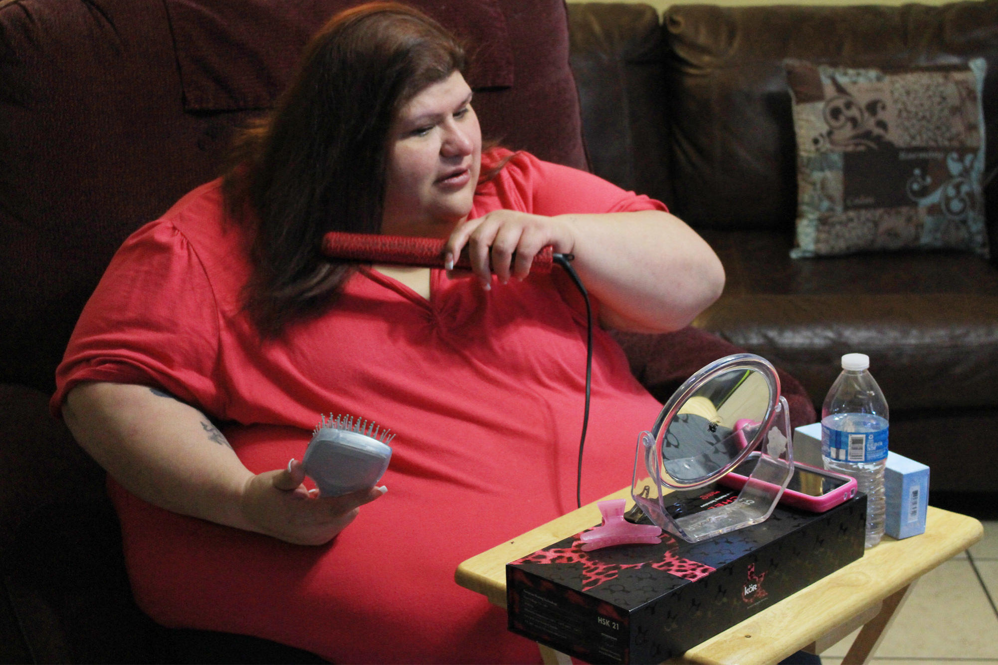 My 600 Pound Life Updates Chay My 600 Lb Life Chay Is 23 Addicted To Food With Very Chay S