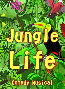 Jungle Life By Revaz Eristavi