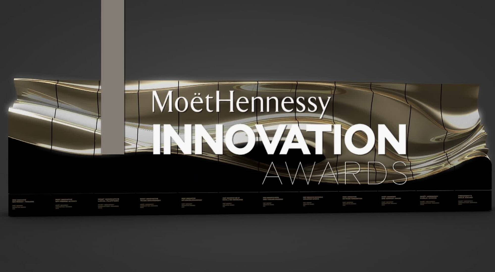 Mot Hennessy celebrates innovation  LVMH