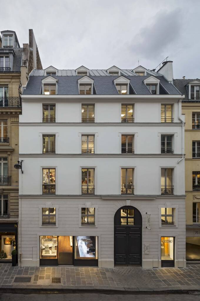 RIMOWA opens first flagship store in Paris  LVMH