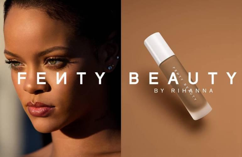 Image result for rihanna fenty beauty
