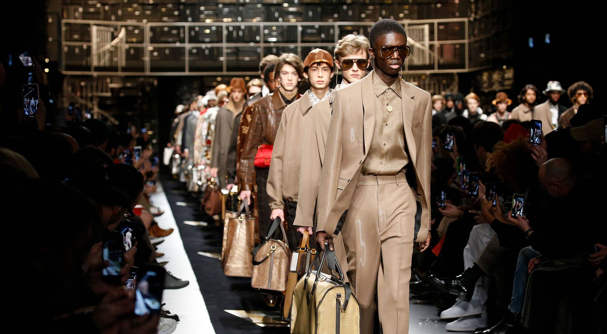 FallWinter 20192020 Fashion Weeks in Milan and Paris  LVMH