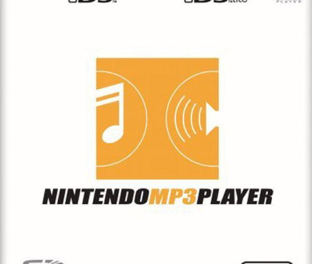 Nintendo Mp3 Player Uwrg Box Art
