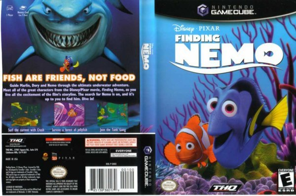 Finding Nemo Iso