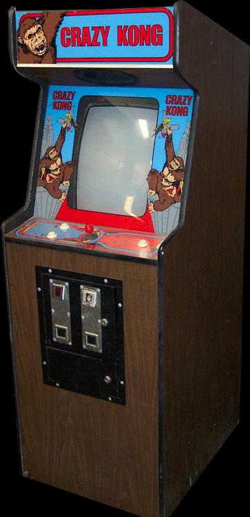 Crazy Kong ROM