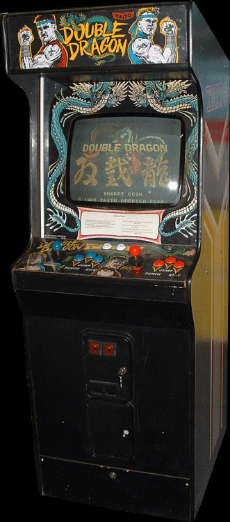 Double Dragon Japan ROM