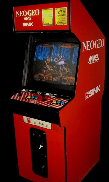 NeoGeo ROM
