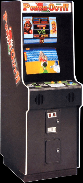 Punch Out Italian Bootleg ROM