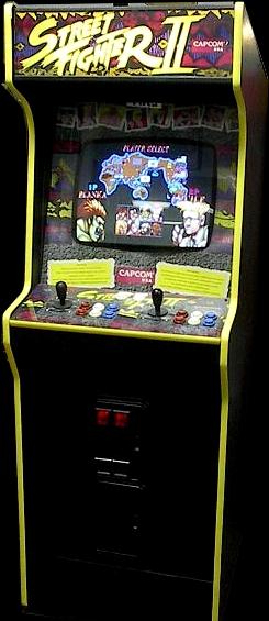 Street Fighter II The World Warrior World 910522 ROM