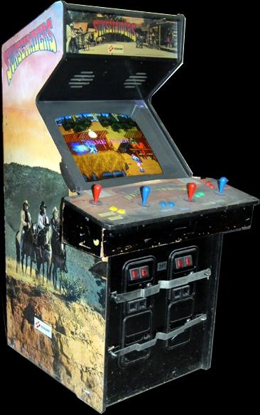 Sunset Riders 4 Players ver ADD ROM