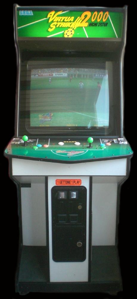 Virtua Striker 2 Ver 2000 Rev C ROM