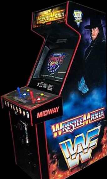 WWF Wrestlemania rev 120 080295 ROM