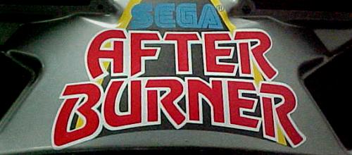 After Burner ROM