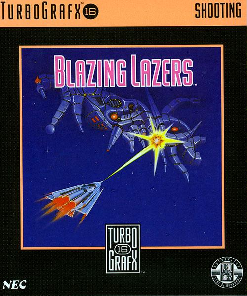 Blazing Lazers USA ROM