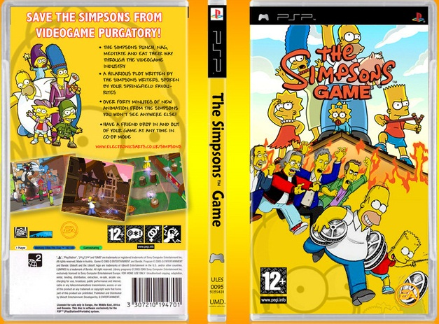 The Simpsons Game Pc Emulator   Games World