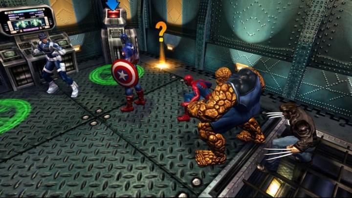 Image result for Marvel ultimate alliance