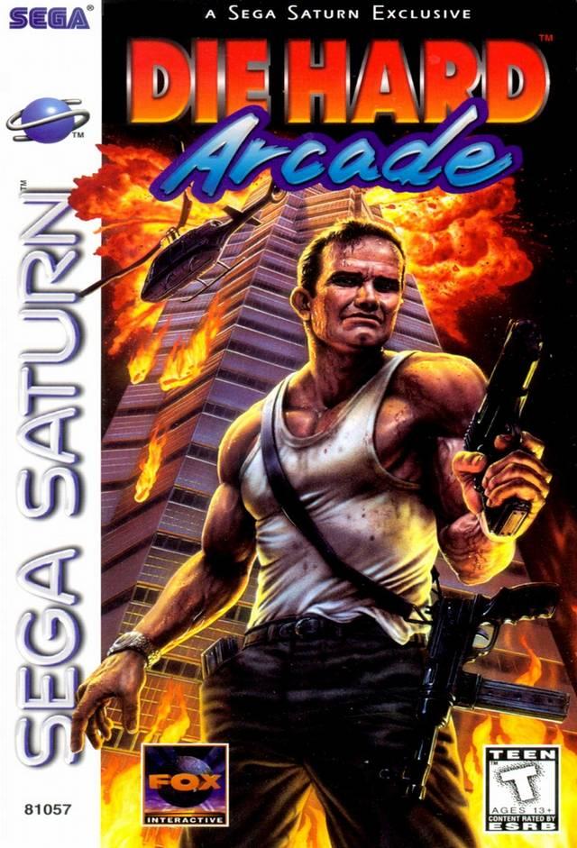 Die Hard Arcade U ISO