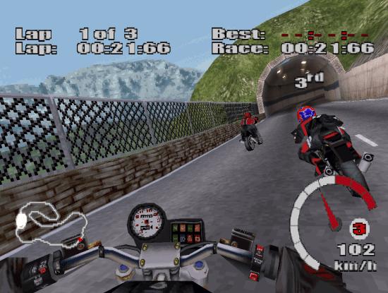 Ducati World PS1 ROM #9