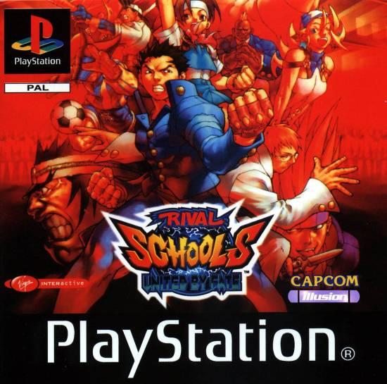 Rival Schools PS1 ROM #25