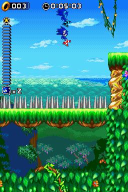 Sonic Rush ULegacy ROM