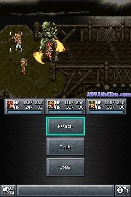 Chrono Trigger UXenoPhobia ROM