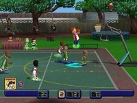 Backyard Basketball (USA) ISO