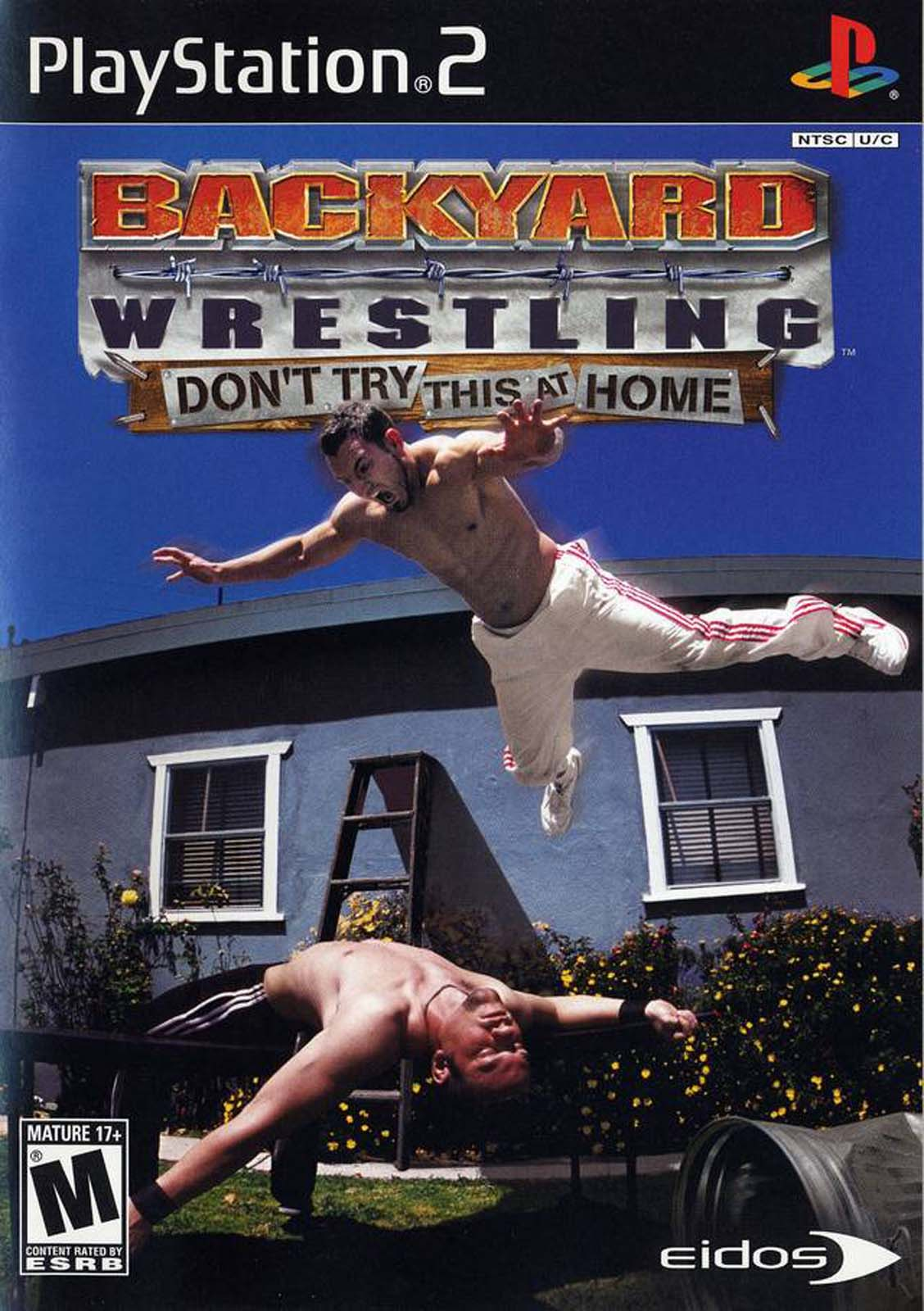 Backyard Wrestling  Dont Try This at Home USA ISO