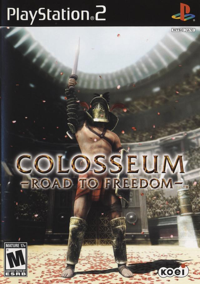 Colosseum  Road to Freedom USA ISO
