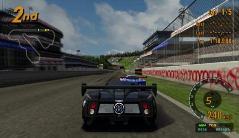 Resultado de imagem para Gran Turismo 3: A-Spec